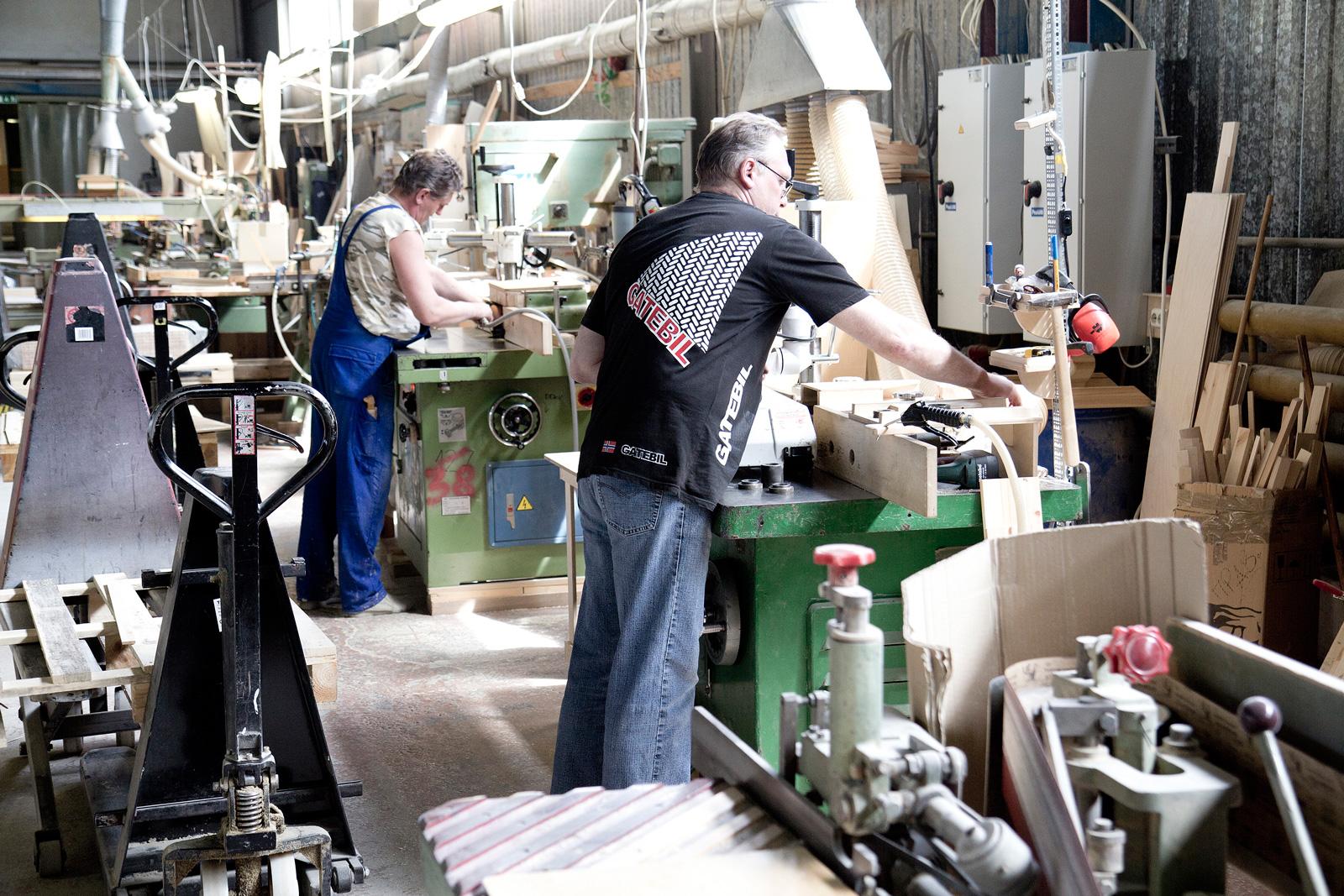 SUUR VÄLISNÕUDLUS! Eesti mööblitootja kahekordistas tootmisvõimsuse