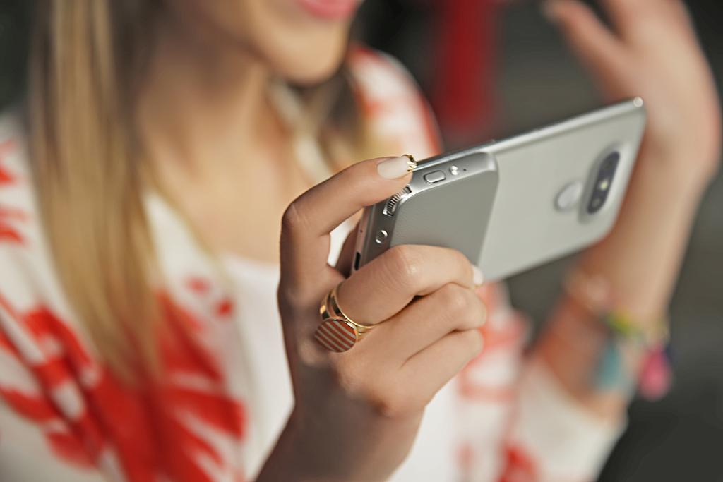 NUTITELEFONIDE TULEVIK! Mooduldisain esindab nutitelefonide tulevikku