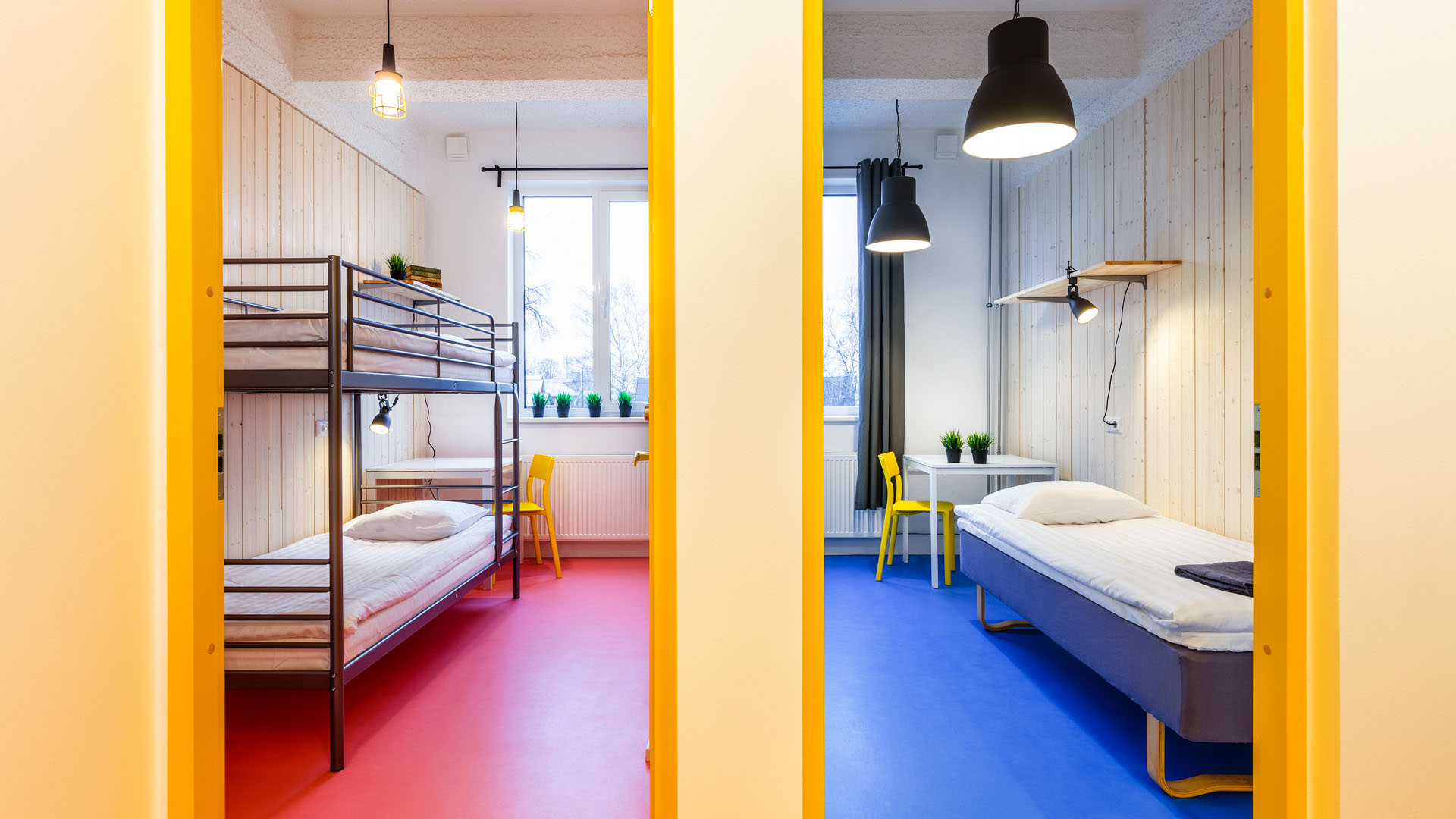 Hektor_hostel_two_rooms