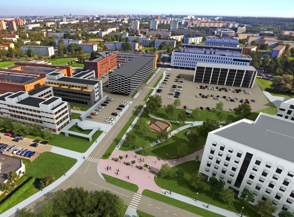 BALTIKUMI SUURIM TEADUSPARK! Vaata, kuidas näeb välja Baltikumi suurim teaduspark Google'i virtuaaltuuris