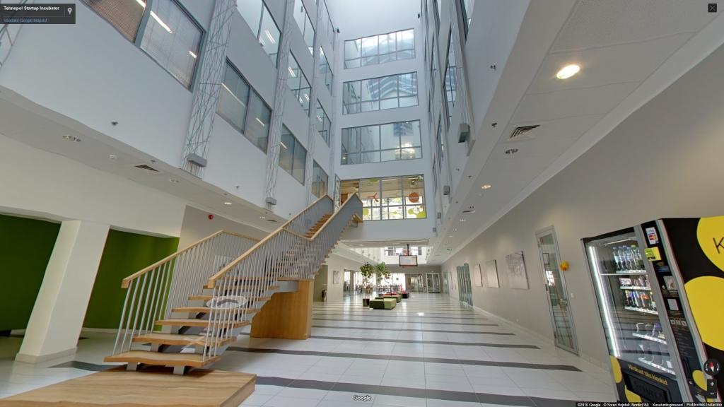 Teaduspark Tehnopol virtuaaltuur