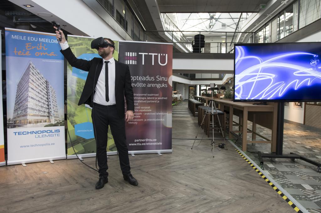TEHNOLOOGIARIIK! Koostööleping arendab Eestit tehnoloogiariigina