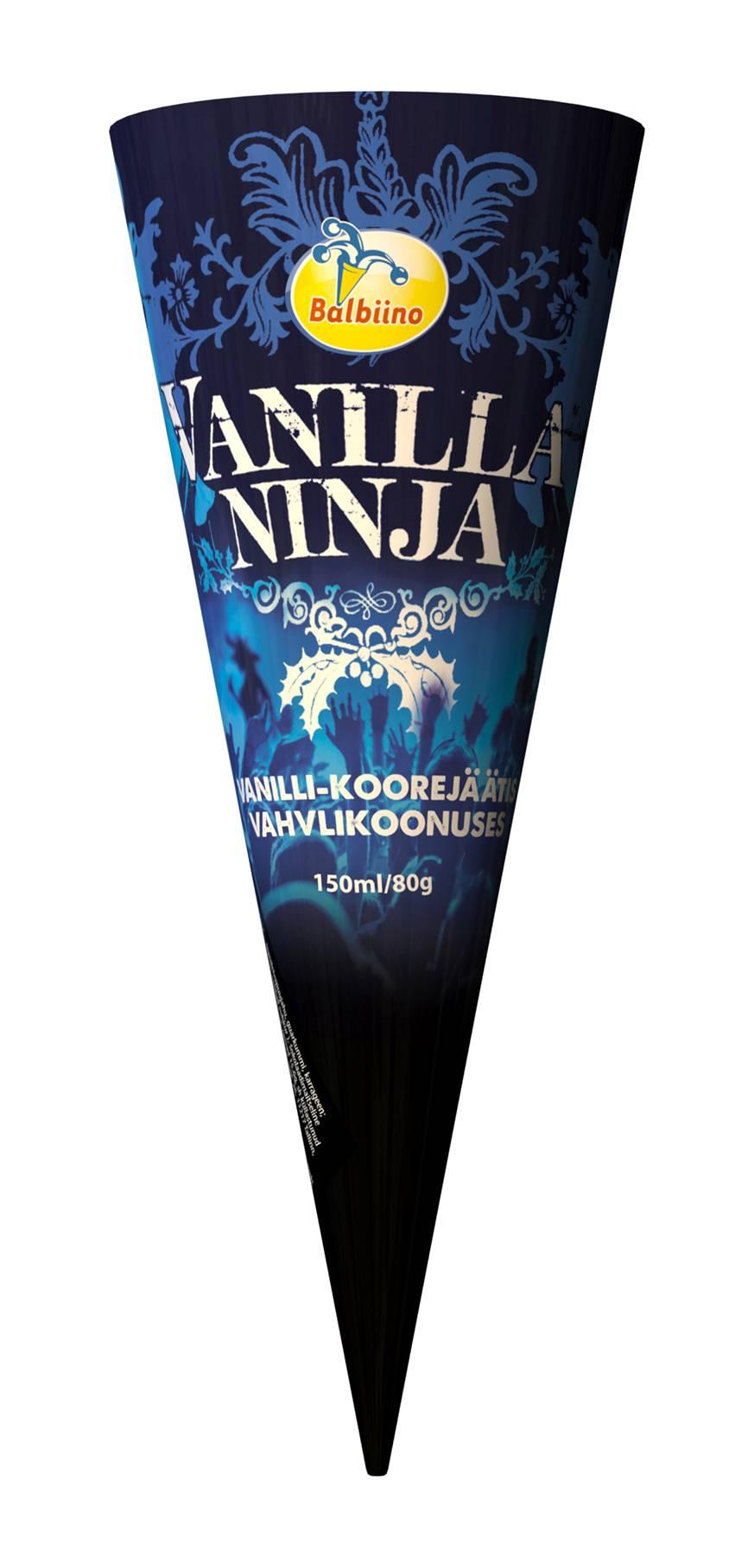 Vanilla Ninja vahvlikoonuses