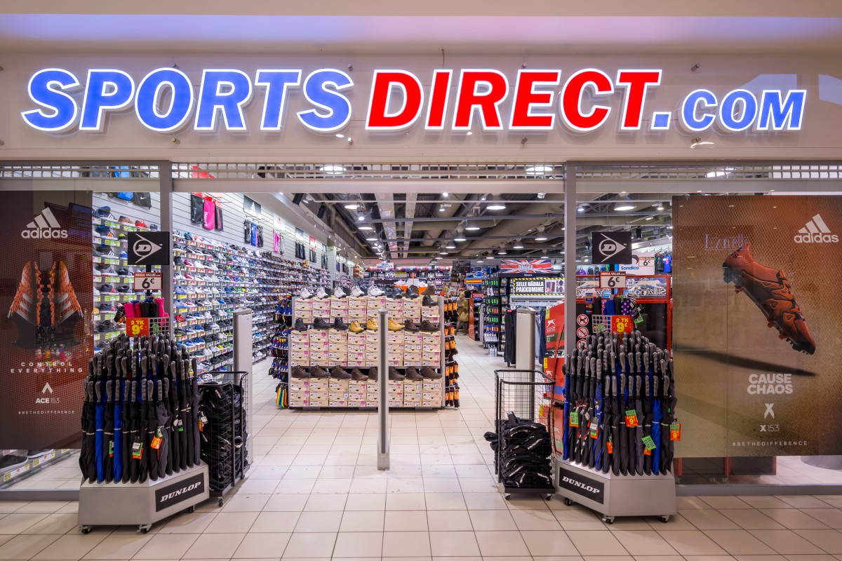 Sports Direct laieneb Kristiinesse