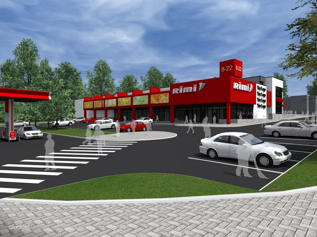 UUS KAUBANDUSKESKUS! Viimsi uus kaubanduskeskus avatakse järgmisel nädalal