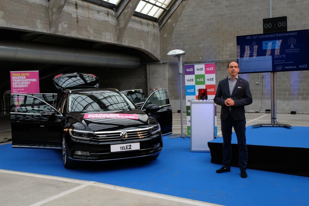MAAILAM ESMAESITLUS! Tallinnas tutvustati asjade uusimat internetti