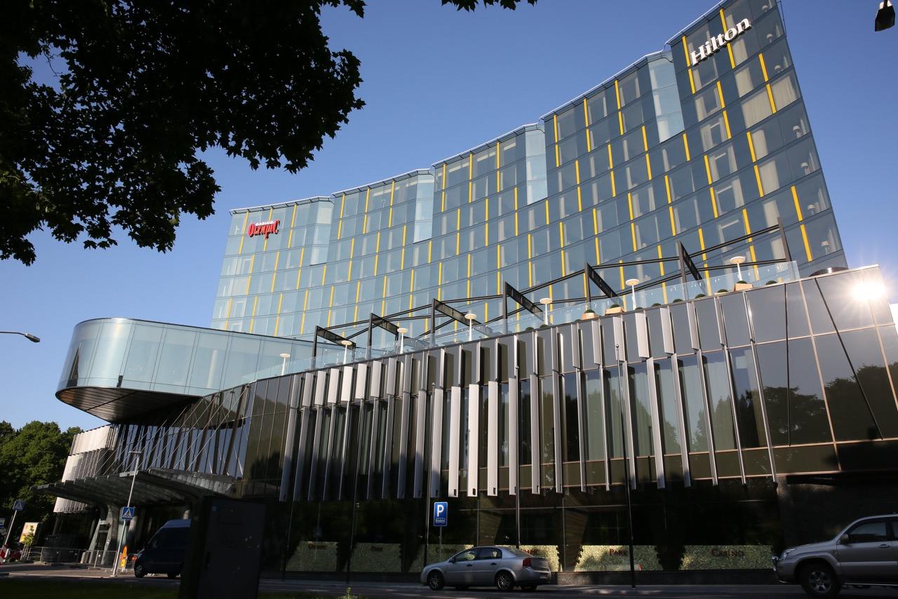 TÄNA AVATAKSE HILTONI HOTELL! OEG avab täna Tallinnas uue hotelli- ja meelelahutuskompleksi