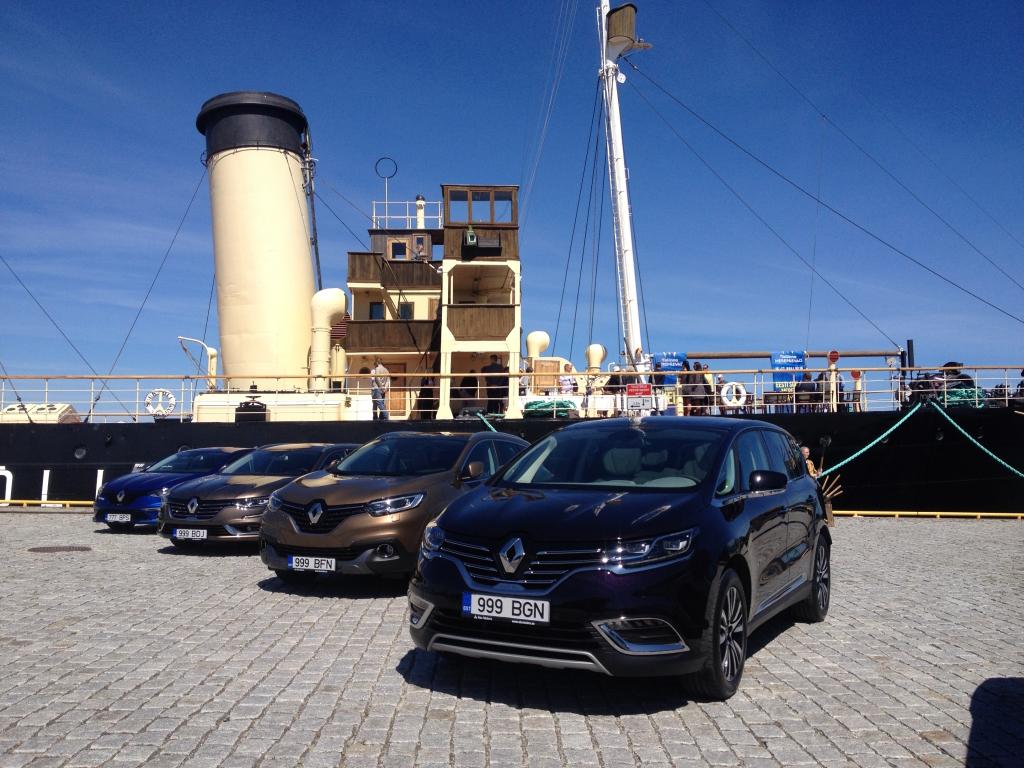 Renault Tallinna merepäevadel