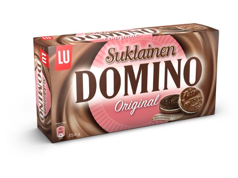DOMINO! Domino küpsisesari täienes kahe uudismaitse võrra