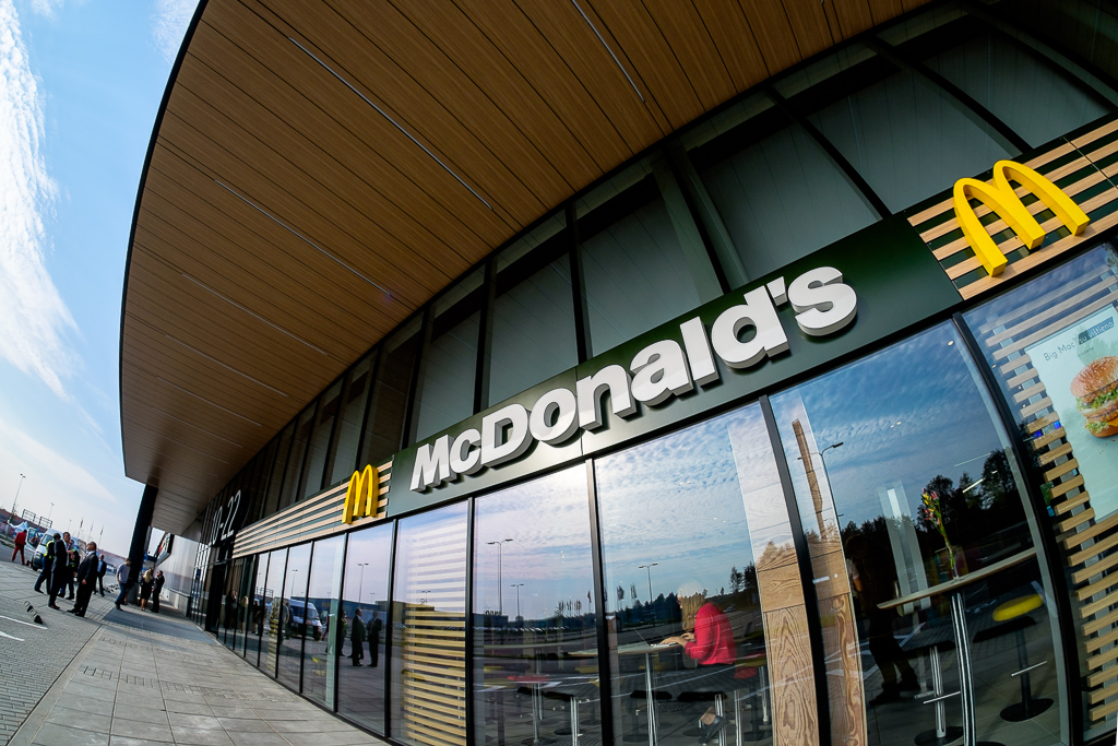 PÖIDLAID PIHKU! McDonald's kingib iga olümpiamedali puhul 1000 tasuta jäätist