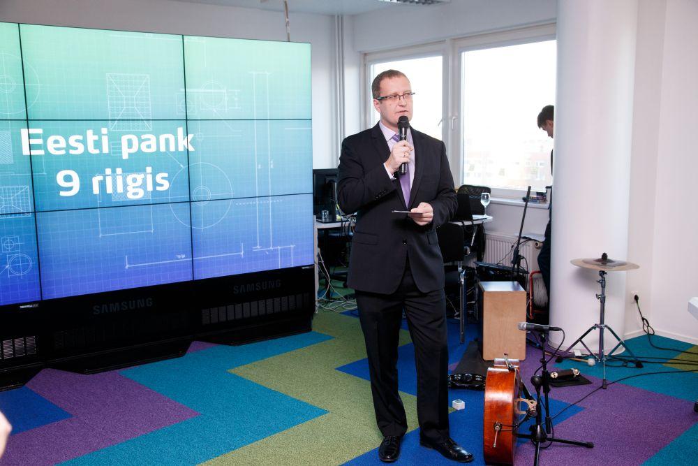 Bigbanki juhatuse esimees Kaido Saar: majandust hoogustav laenuhuvi kasvab, kuid väga rahulikus tempos