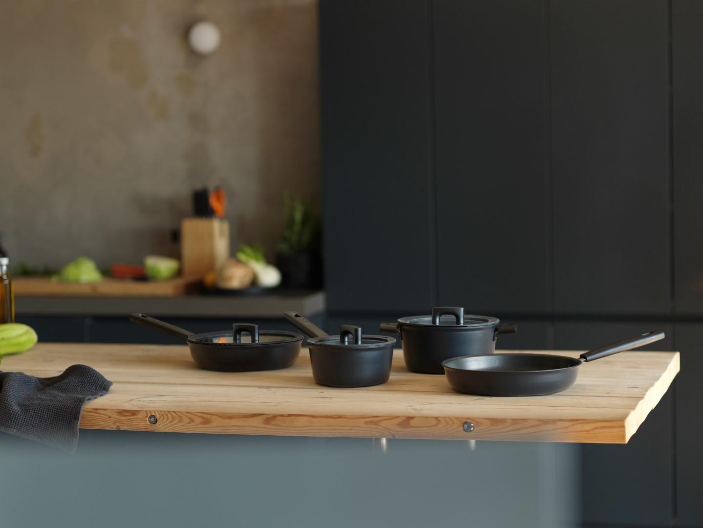 Fiskars tõi turule uuenduse läbinud köögitarvete tooted