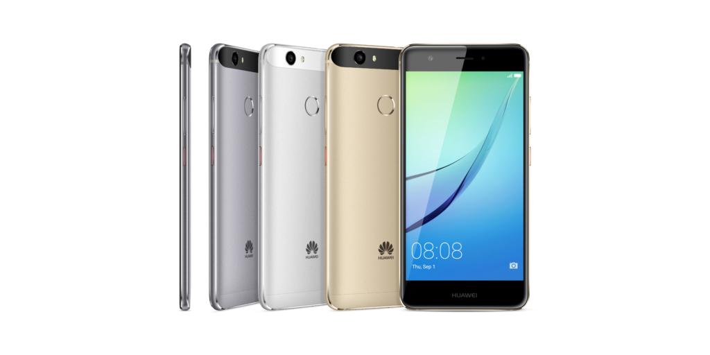 NOVA NUTITELEFONID! Huawei tutvustas uusi nova seeria nutitelefone