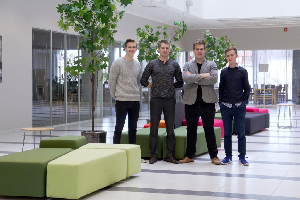 Dropbox'i ja Paypal'i investorid investeerisid Eesti noorte start-up'i