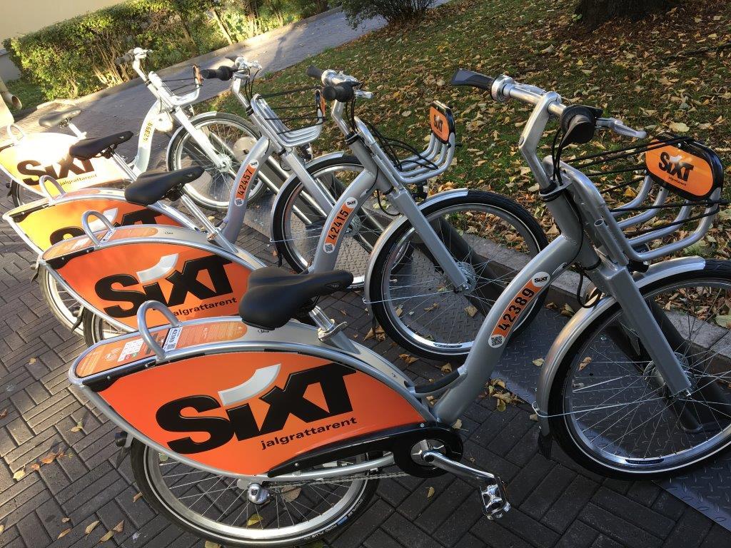 Tallinnas hakatakse pakkuma jalgrattarendi teenust