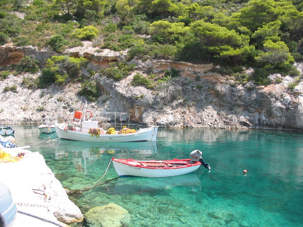 Eestlased reisisid suvel kõige enam Kreekasse