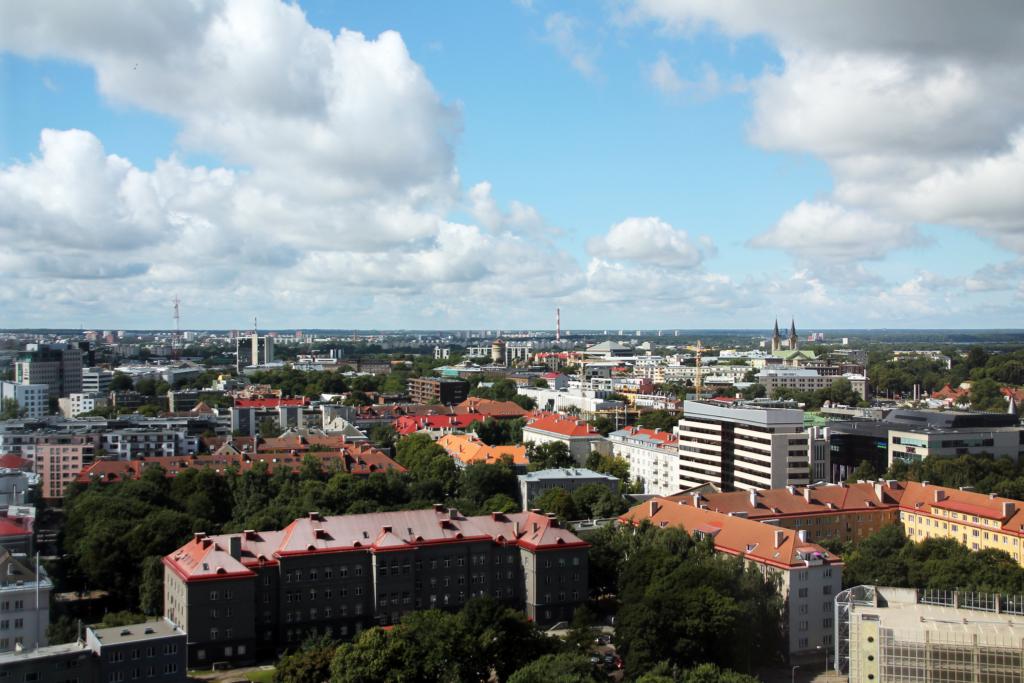 Tallinna kinnisvaramüük liigub ülesmäge