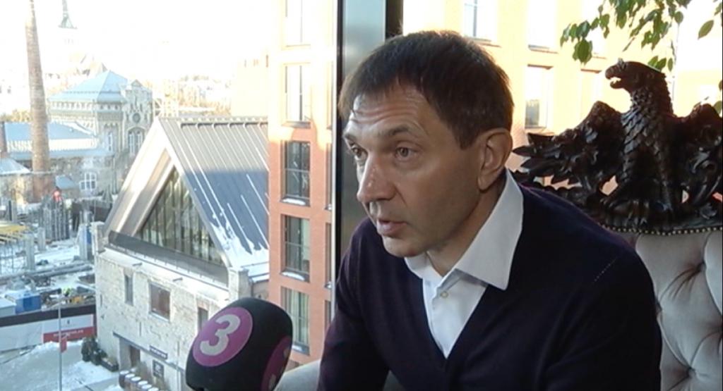 Mõjukaim ettevõtja Urmas Sõõrumaa räägib edukuse põhimõtetest