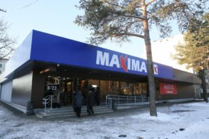 Foto: Maxima Eesti