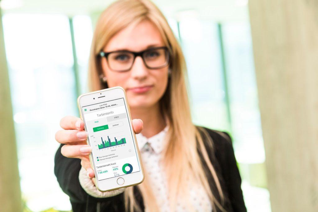 Eesti Energia mobiiliäpp