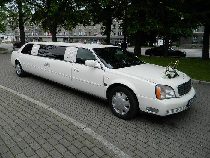 AASTA TEGIJA! Möödunud aastal pakkusid parimat pulmatransporti Luxlimu limusiinid