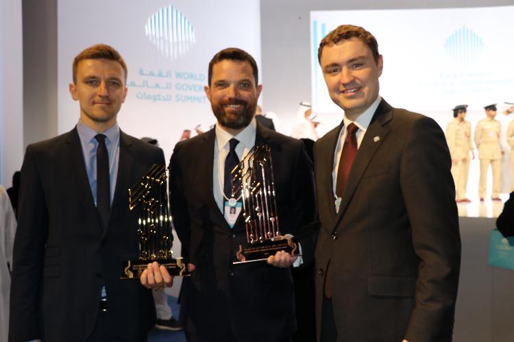 Tunnustus Eestile! Eesti Energia mobiiliäpp valiti parimaks m-teenuseks keskkonna kategoorias