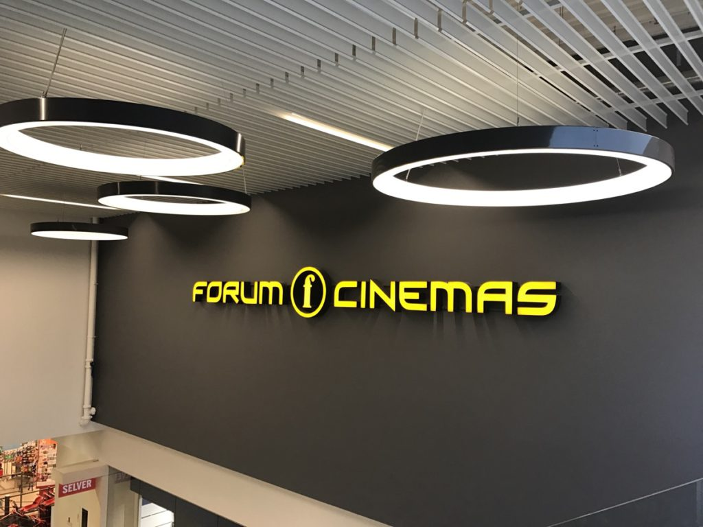 Forum Cinemas Viljandi