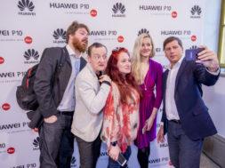Huawei esitles P10 nutitelefoni