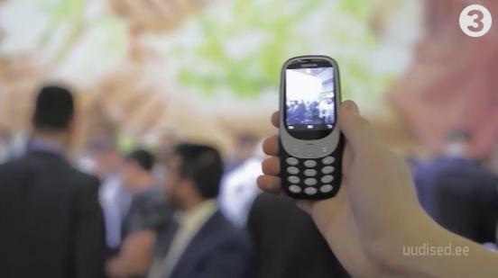 Video! Millised saavad olema meie tuleviku mobiilid?