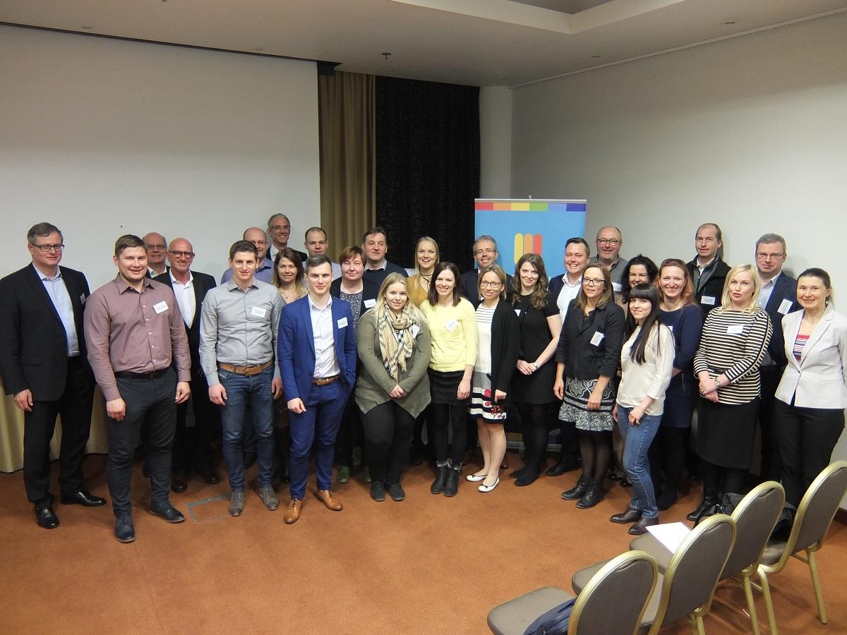 Missioon Saksamaa! 21 ettevõtet alustavad Saksa turu vallutamist