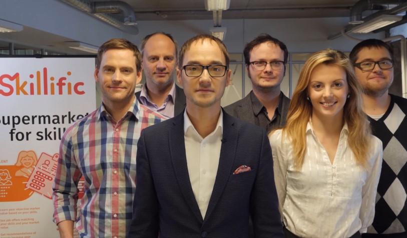 Skillificusse tegi investeeringu Eesti suurim personalifirma