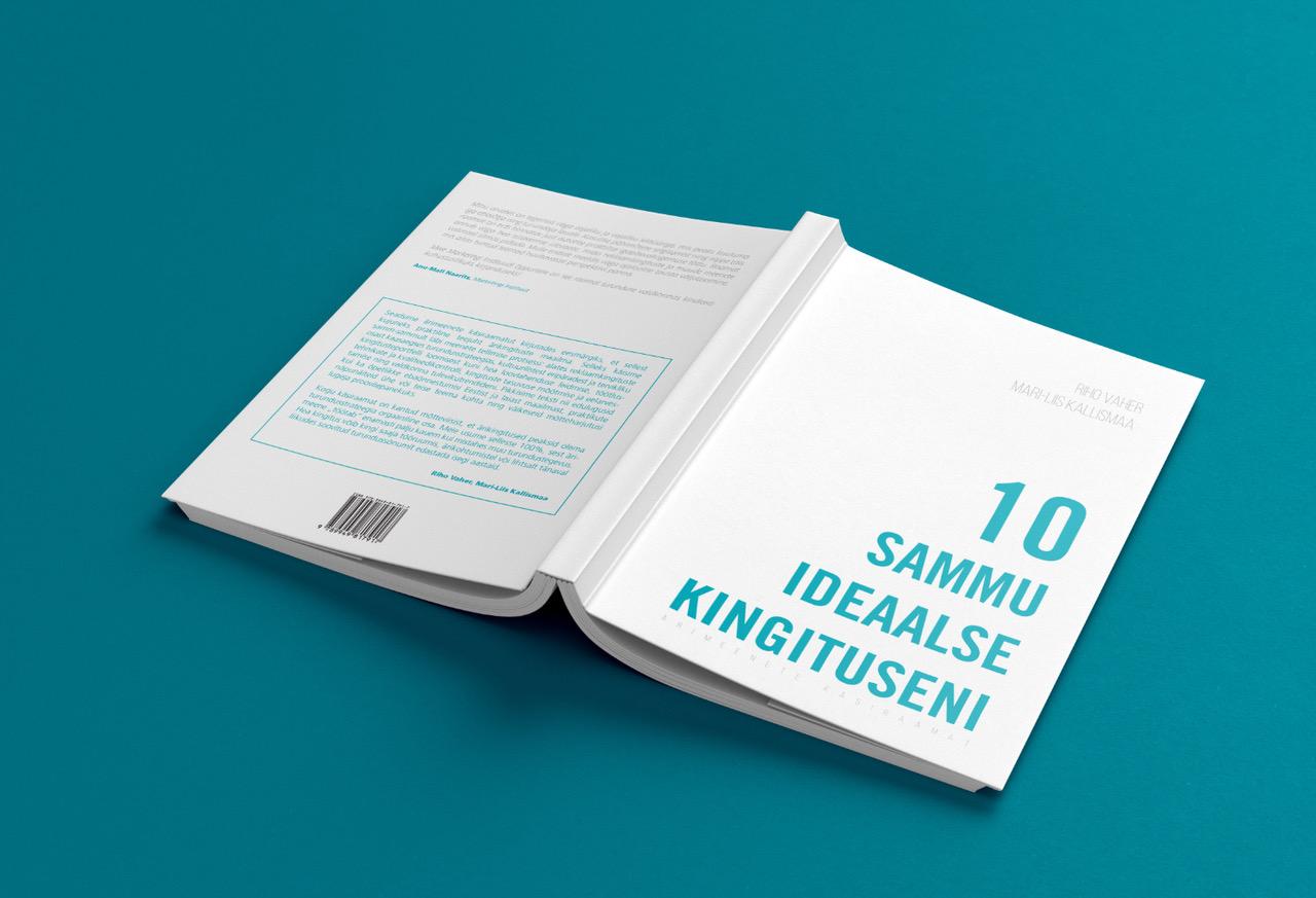 10 sammu ideaalse kingituseni! Eestis ilmus esimene ärimeenete käsiraamat