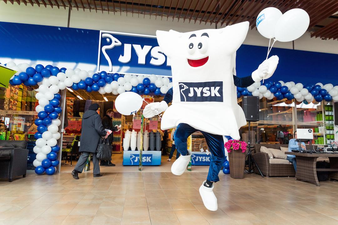 Galerii! Täna avati Jyski esimene kauplus Läänemaal