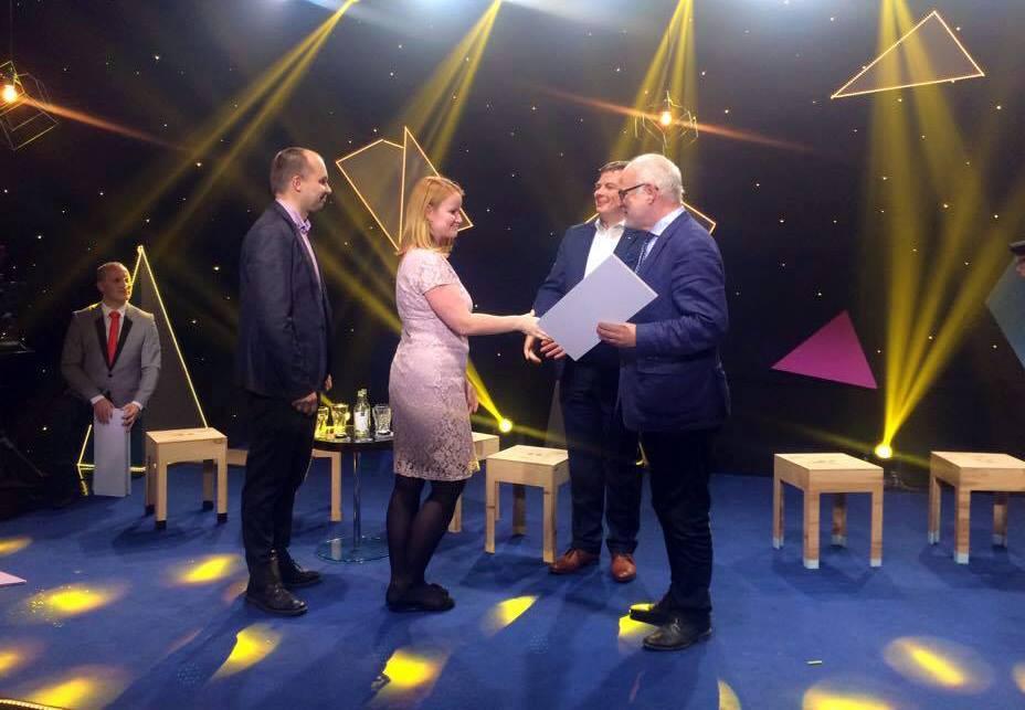 Ajujahi sotsiaalse ettevõtluse eriauhinna 5000€ võitis Mobiilsed Töötoad