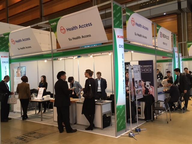 Health Access programm viis Lõuna-Korea turule 14 ettevõtet Eestist, Lätist, Rootsist ja Soomest