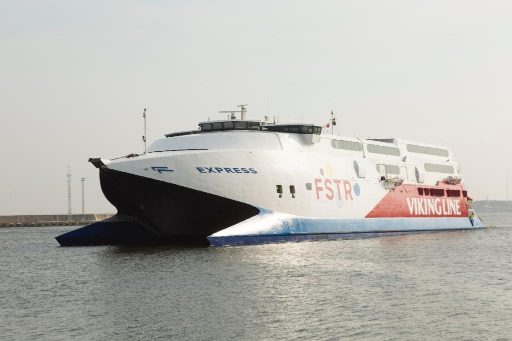 Viking Line'i Tallinna-Helsingi liini täituvus kasvas juunis 30% võrra