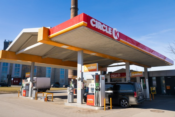 Kaubamärgivahetus tõi kaasa Circle K teenindusjaamade külastajarekordid