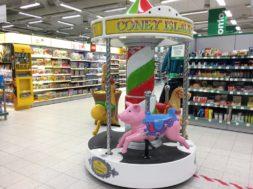 lastele karusell Prisma poes