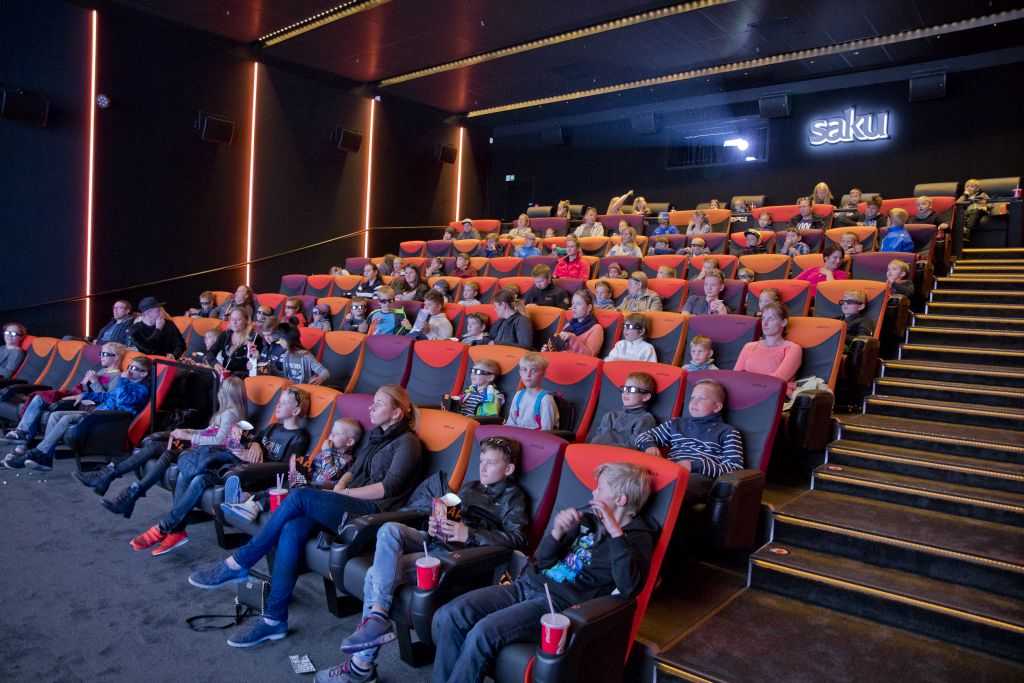 FOTOD! Saaremaa kino on avatud