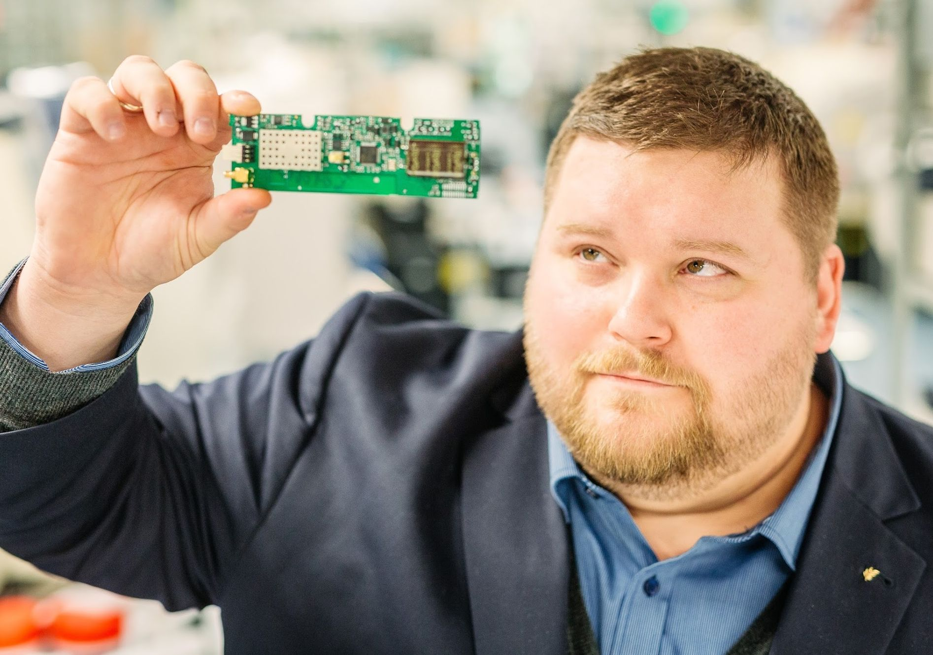 Saaremaal tegutsevat elektroonikatööstust Incap tunnustati maineka Rootsi Äriauhinnaga