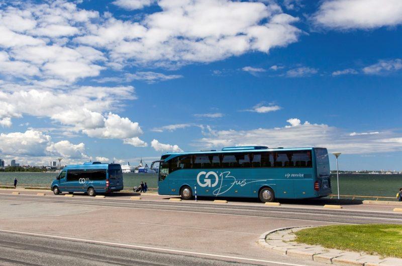 Kaasaegsem lahendus! Go Bus paigaldab bussidesse Eestis ainulaadsed meediaserverid
