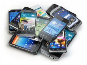vanad telefonid