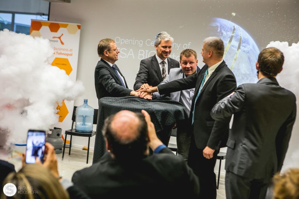 Eesti avas Baltimaade esimese kosmose äriinkubaatori