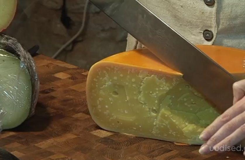 VIDEO! Rahvusvaheliselt tunnustatud Andre juustuvabriku perenaine: juust on maitsev tänu õnnelikele lehmadele