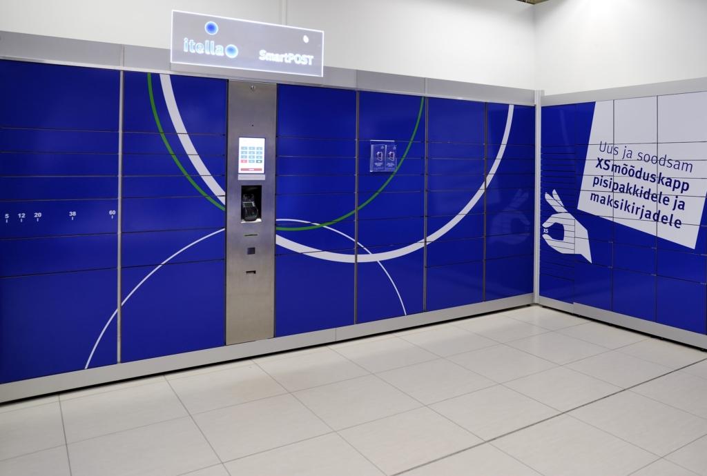 SmartPOST avas pühade eel 5 uut pakiautomaati