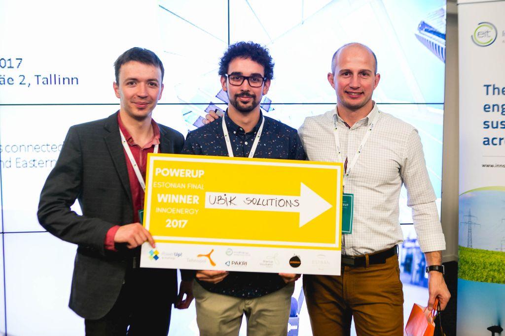 Idufirmade konkursi PowerUp! Eesti finaali võitis Ubik Solutions
