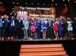 Top Campus Award