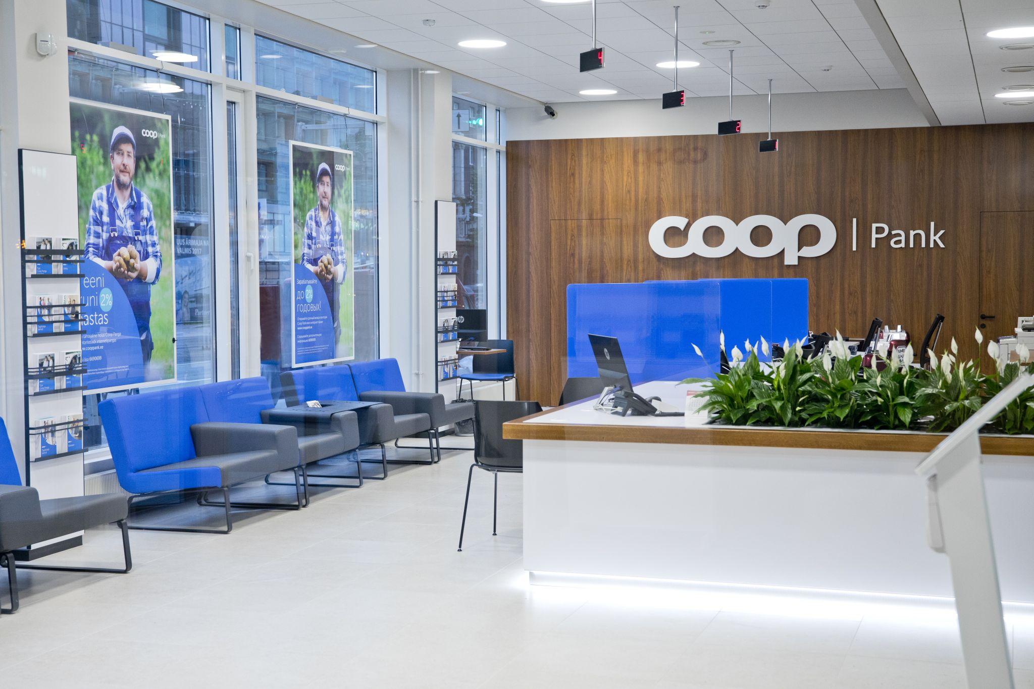 Coop Pank näitas 2017. aastal tugevat kasvu