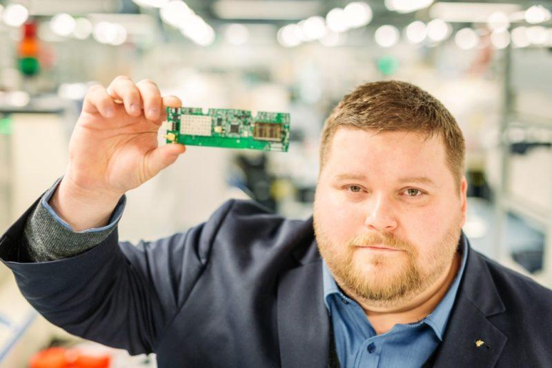 Elektroonika tootmine kolib koju tagasi