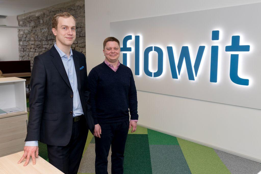 Tarkvararobootika ettevõte Flowit omanikud on nüüd eestlased
